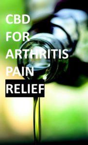 best cbd oil for arthritis pain amazon